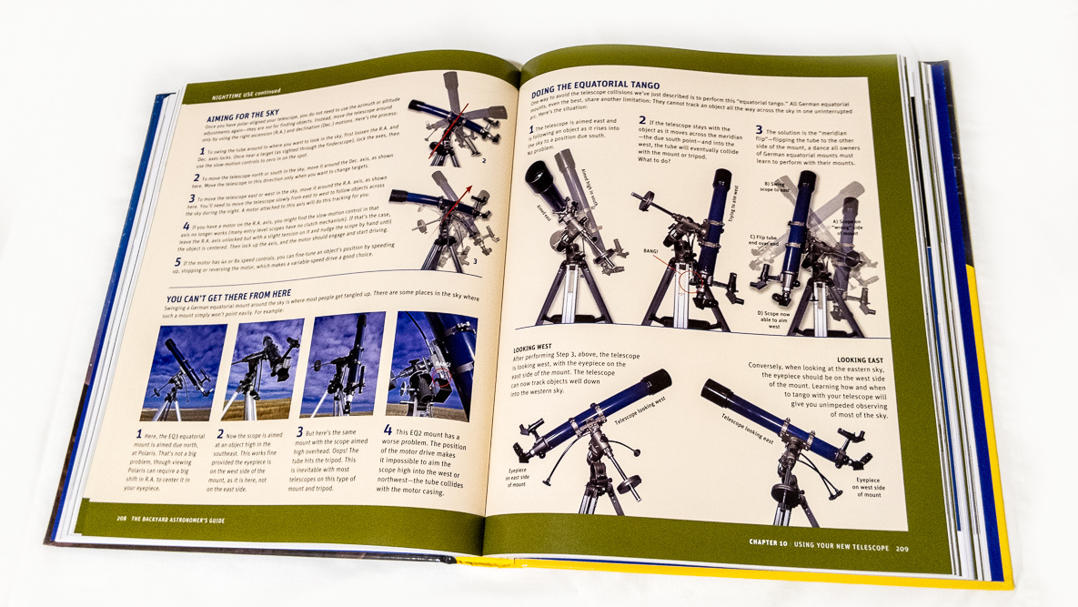 A Resource for Astrophotographers: 'The Backyard Astronomer's Guide' 5