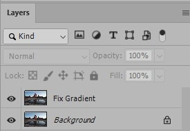 How to Easily Fix Blue Sky Gradients in Photoshop 8