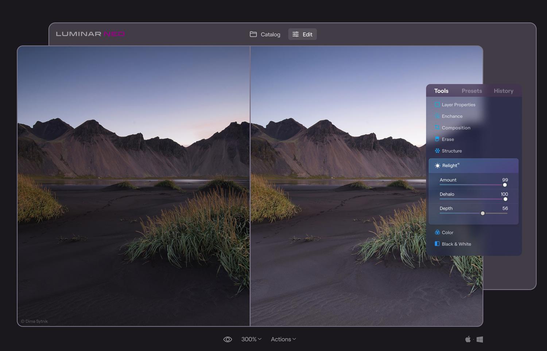Skylum Reveals More Details of the Upcoming Luminar Neo 7