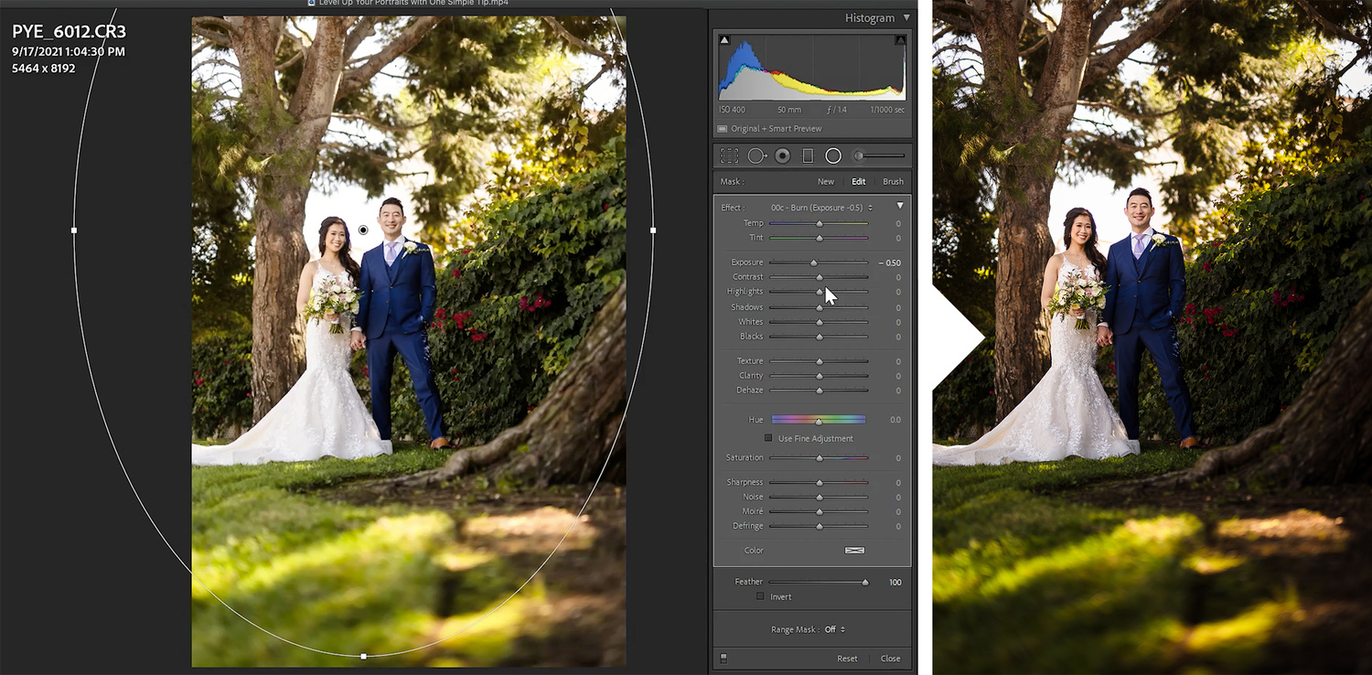 One Simple Tip That Will Level Up Your Portraits 6