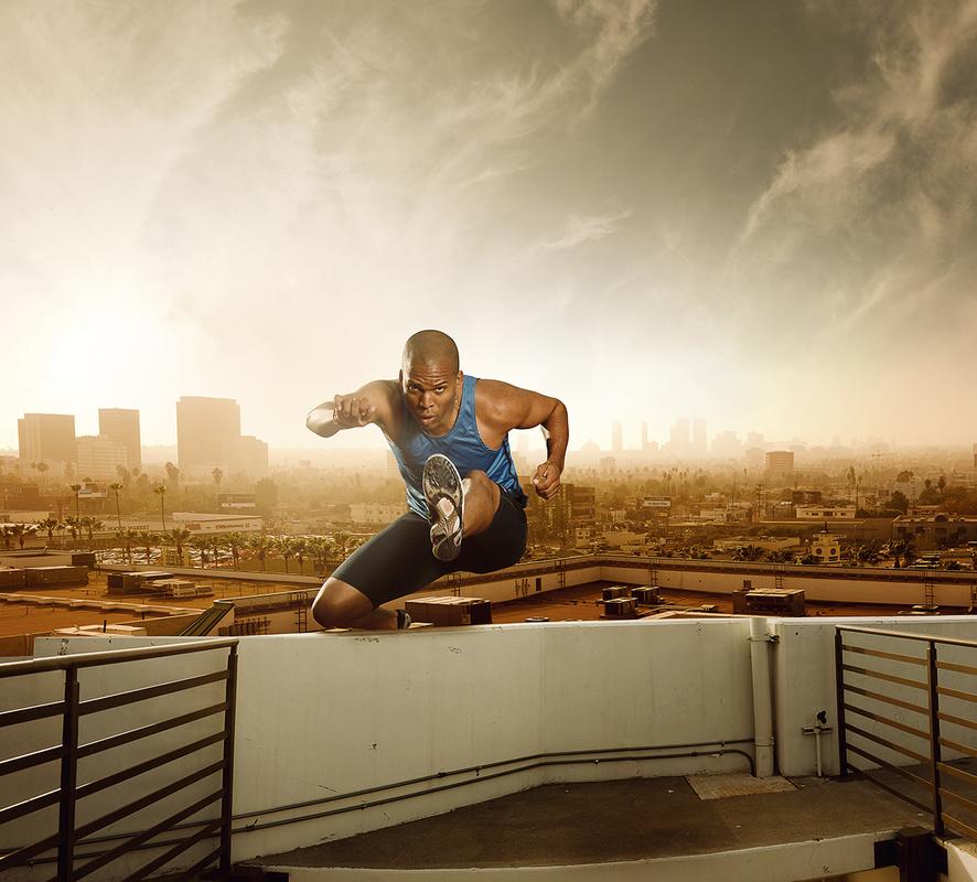 La Runnin' by Vegard Breie