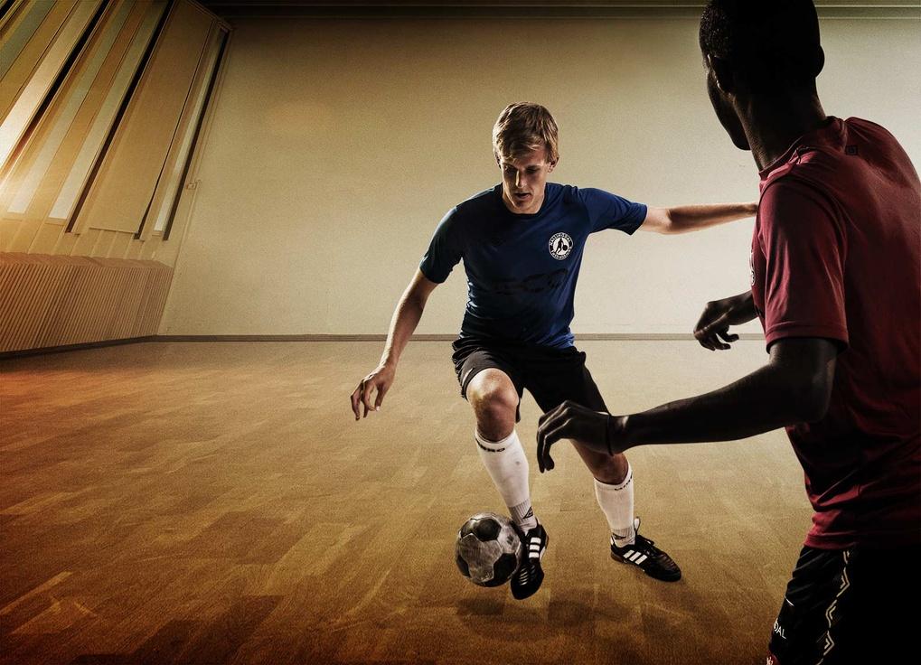 Futsal by Vegard Breie
