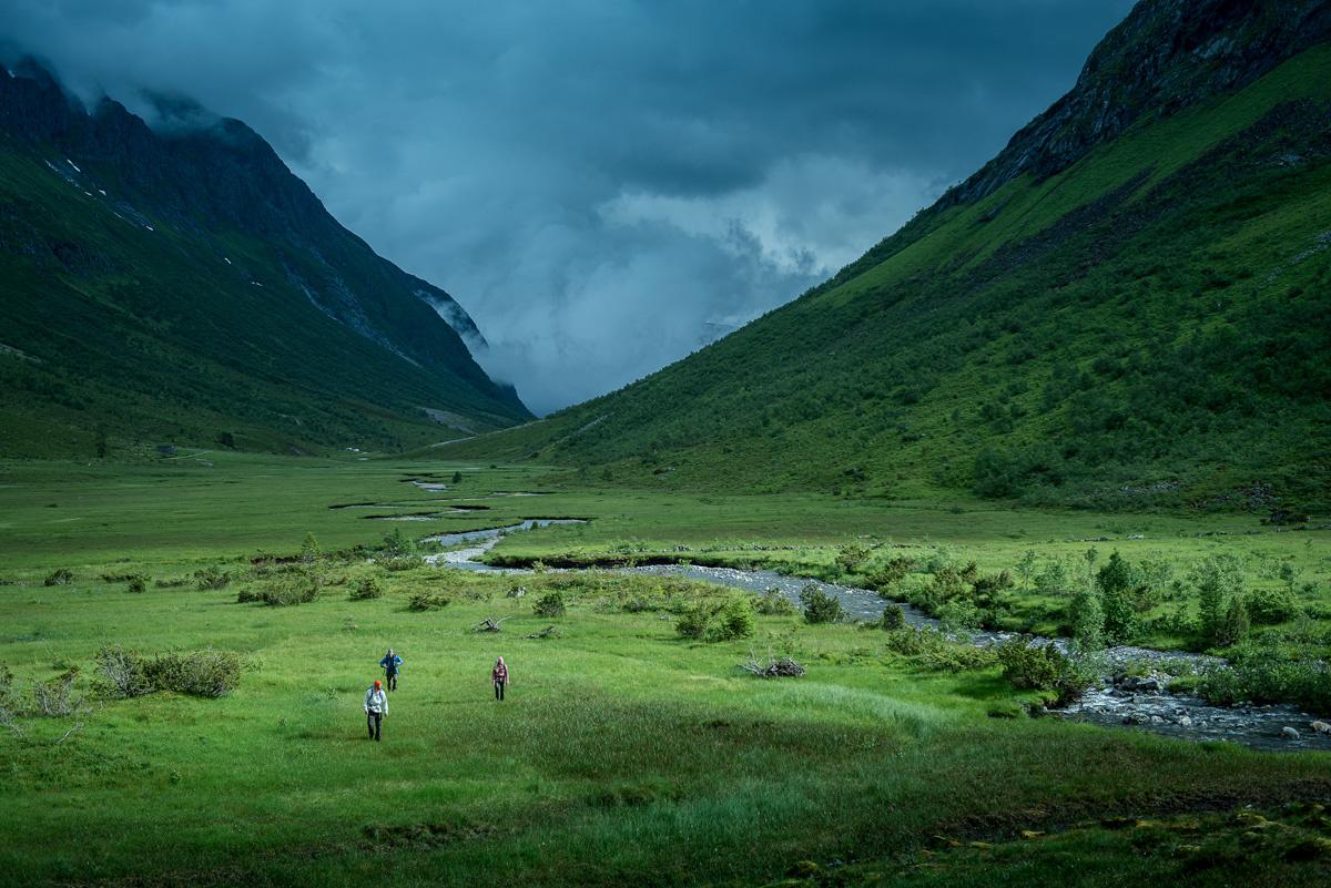 Jurassic Norway by Vegard Breie