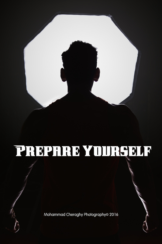 Prepare Yourself by Mohammad Cheraghy