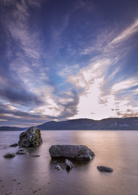 Loch Ness by Mo Pla