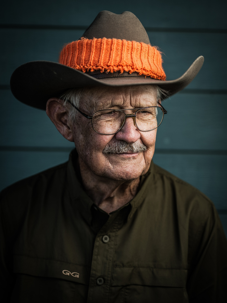 Grandpa by Brad Coleman