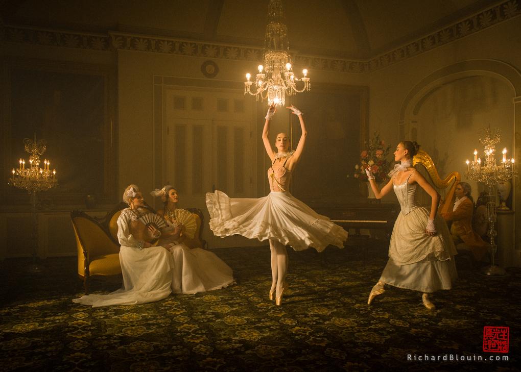 Dance in the Renaissance by Richard Blouin