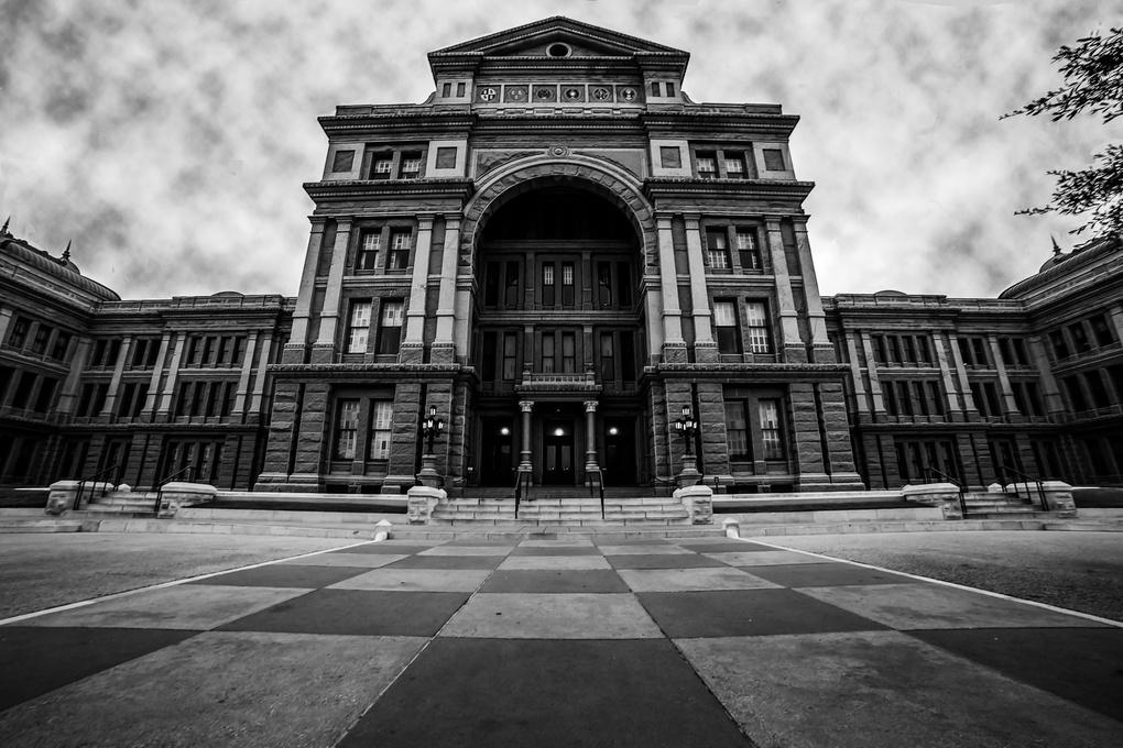 Texas Capitol by Robert Butler
