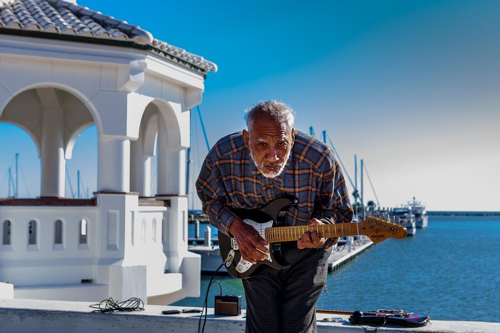 Music Man by Robert Butler
