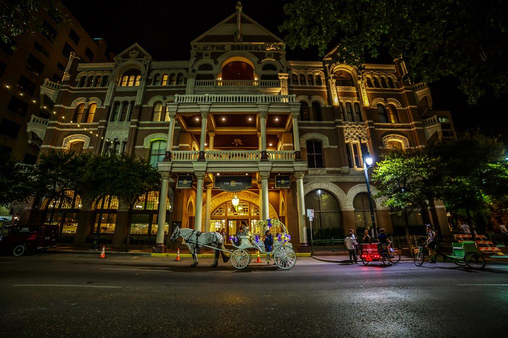 Driskell Hotel by Robert Butler