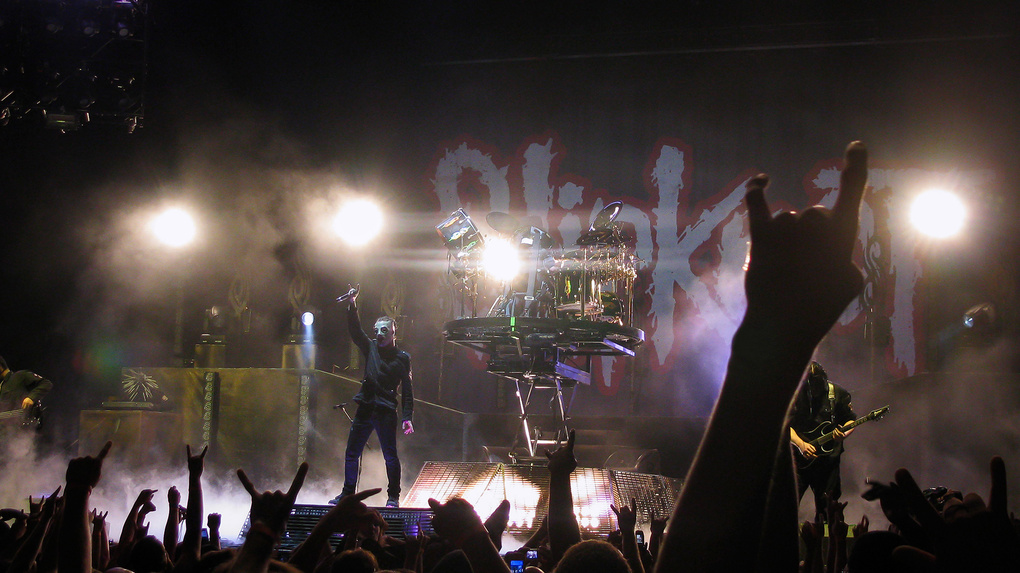 Slipknot at Mayhem Festival, 2008 by Javage, Logan