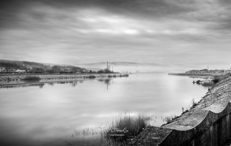 river by D O Pandurasu