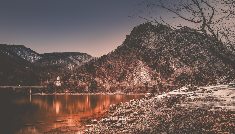 winter morning  by D O Pandurasu