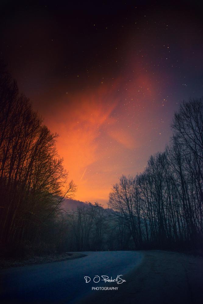 lighten by the stars by D O Pandurasu