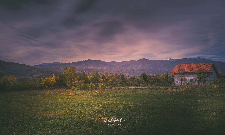 a house with a view  by D O Pandurasu