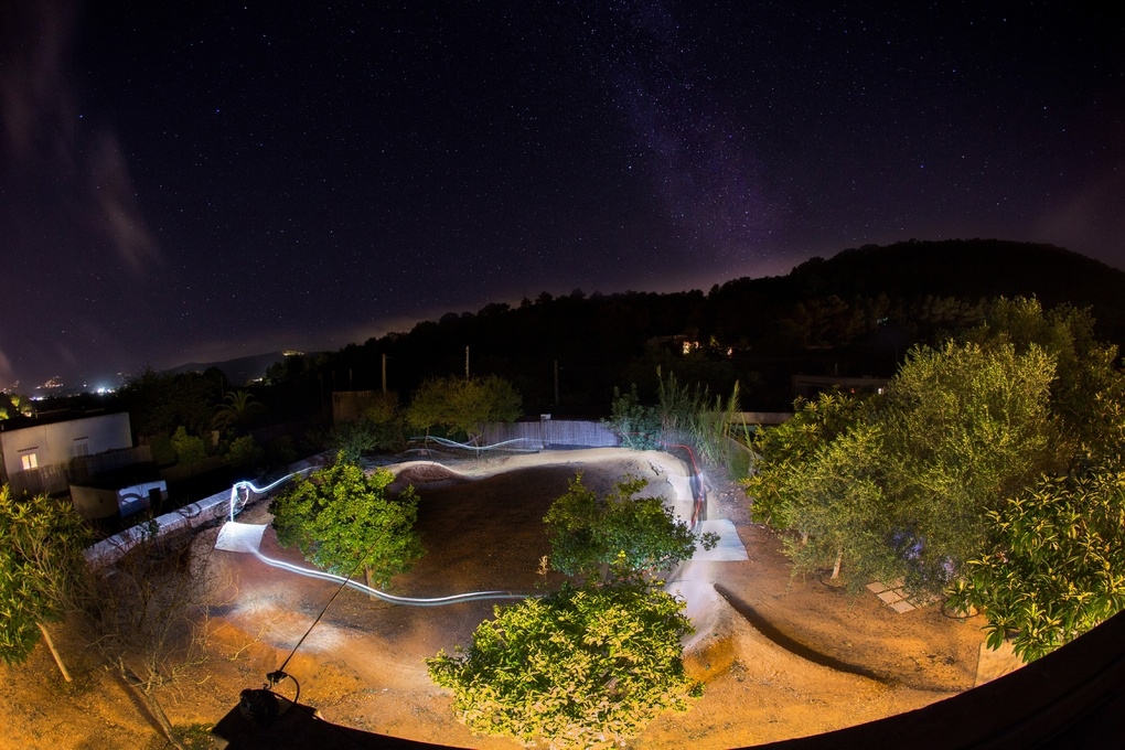 Ibiza pump track  by Jacob Gibbins
