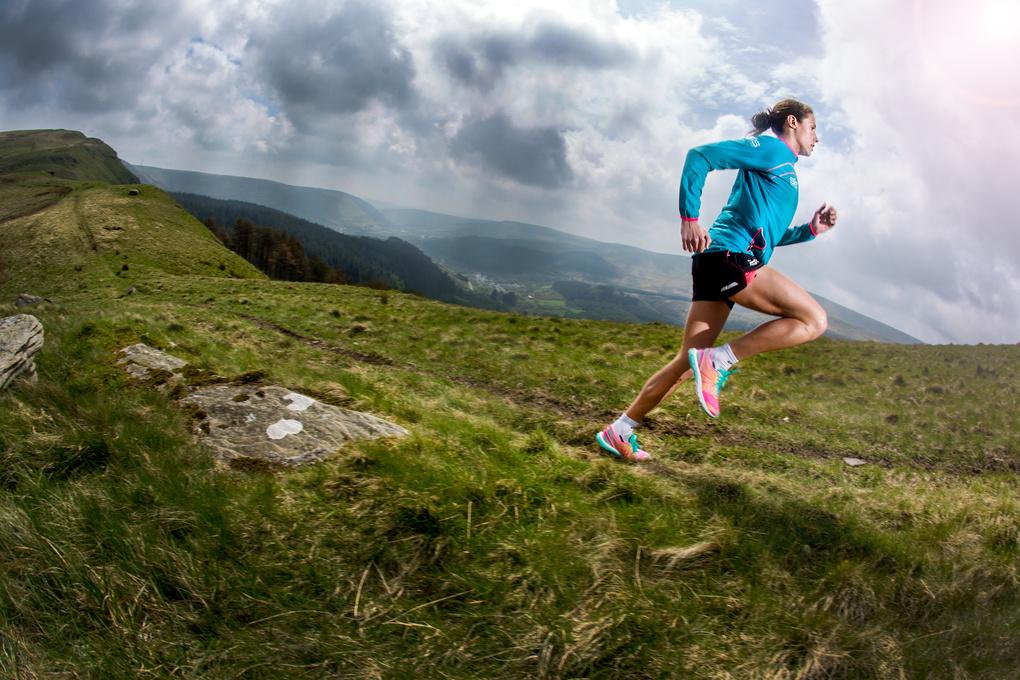 Fell Running by Jacob Gibbins
