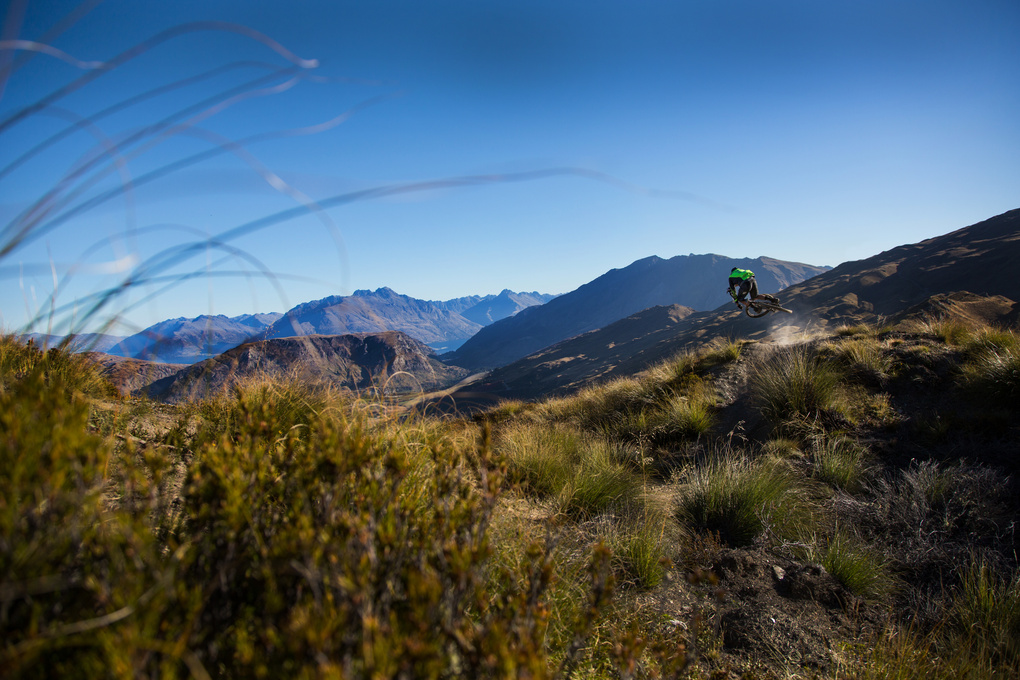 Queenstown Summer by Jacob Gibbins