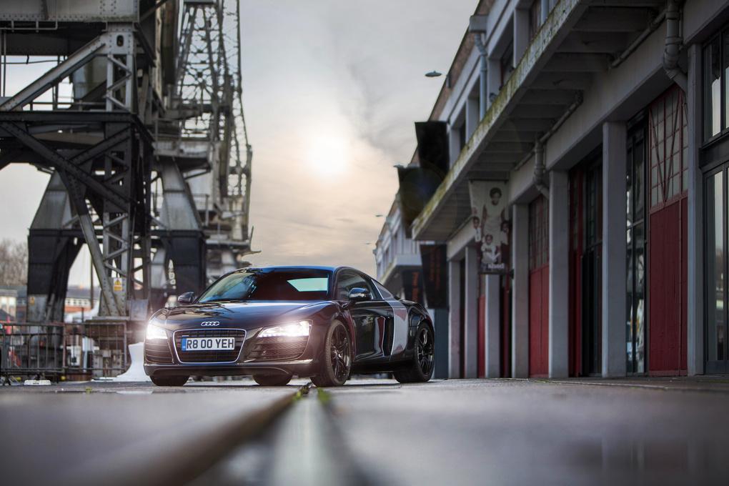 Audi R8  by Jacob Gibbins