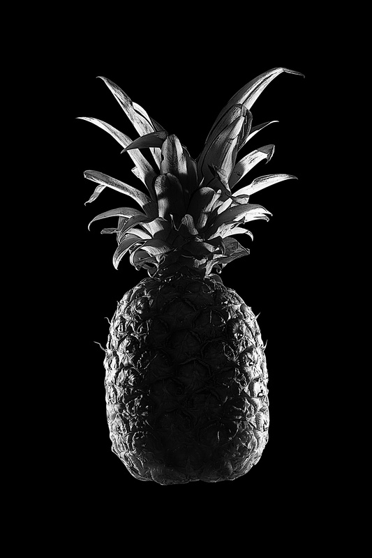 Pineapple by Matias Chahbenderian