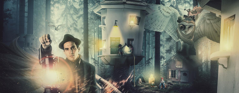 Owl Hotel by Corey Weberling
