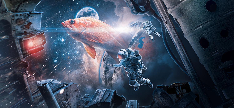 Earth Fish by Corey Weberling