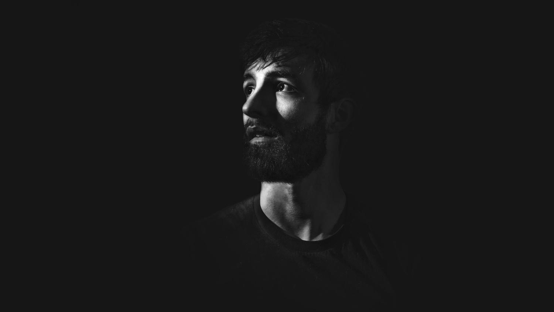 Dark Portrait by Corey Weberling