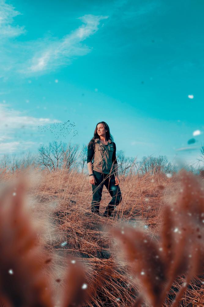 Rural Portrait by Corey Weberling