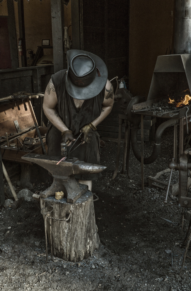 Blacksmith by Corey Weberling