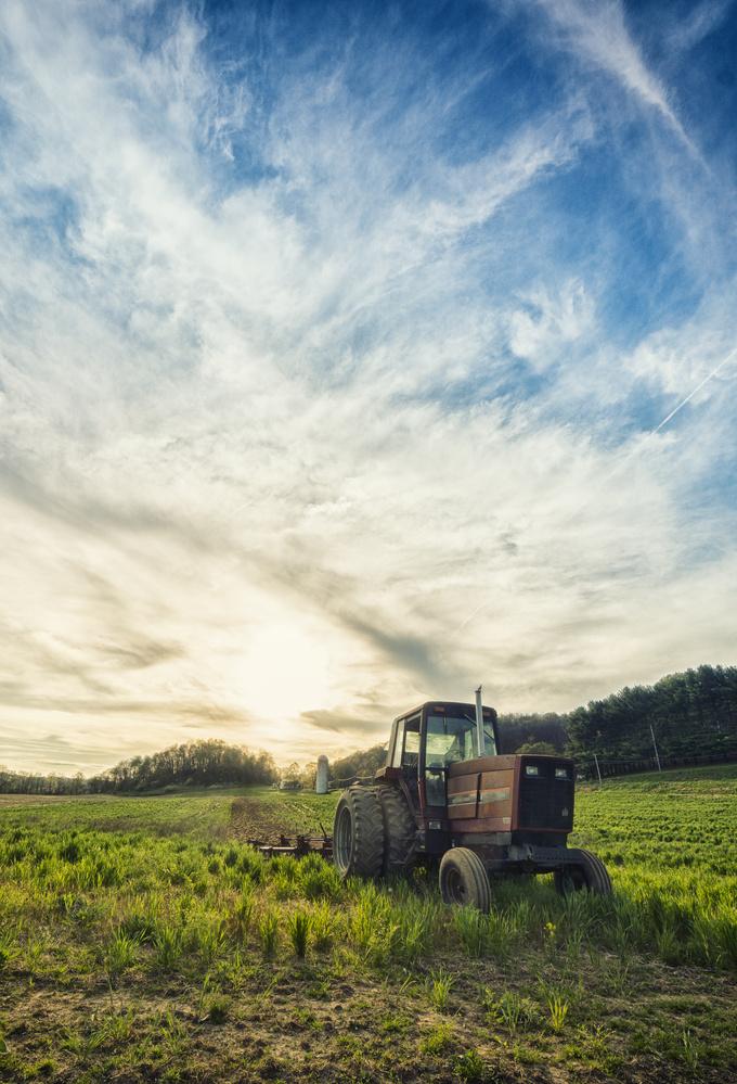 Rural Farm by Corey Weberling