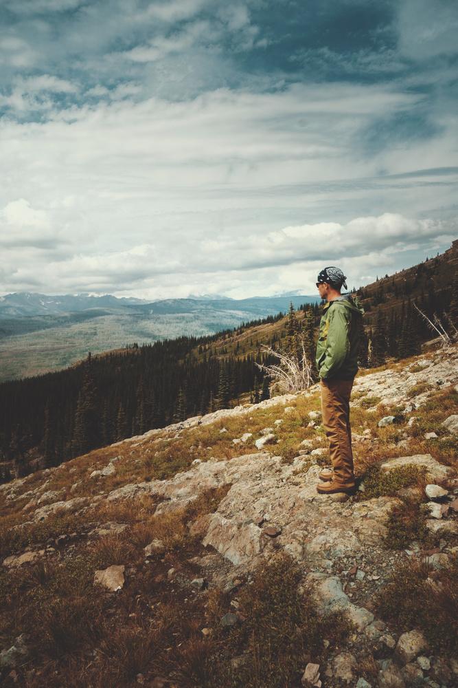 Hiking by Corey Weberling