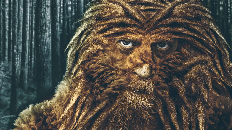 Bigfoot by Corey Weberling