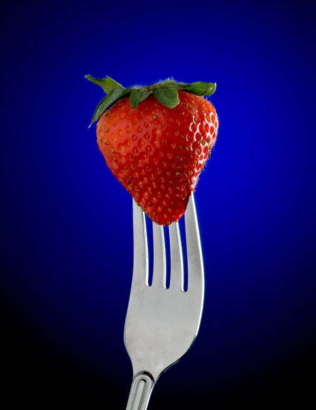 Strawberry by Landon Mathers