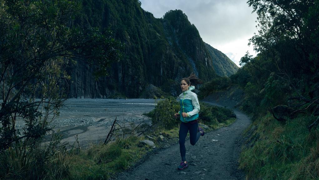 River run by Kate Woodman