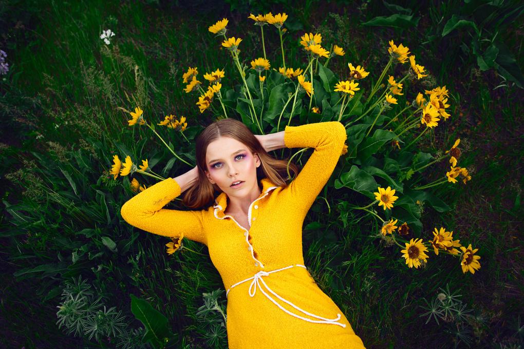 Mellow Yellow by Kate Woodman