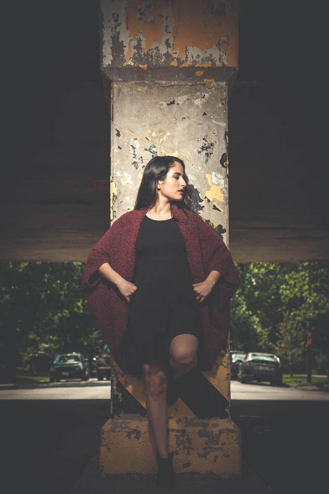 Maria by Cecil Ramirez