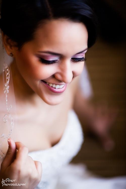 Bride Monumental Portrait by Vince Arredondo
