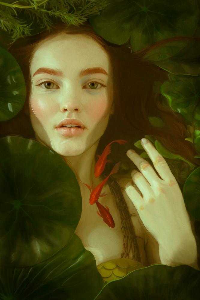 Nymph by Nicole York
