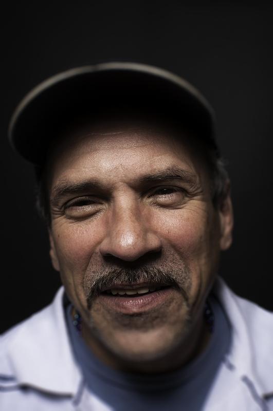 Faces by Alex Rivera