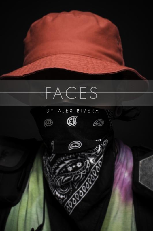 Faces By Alex Rivera by Alex Rivera