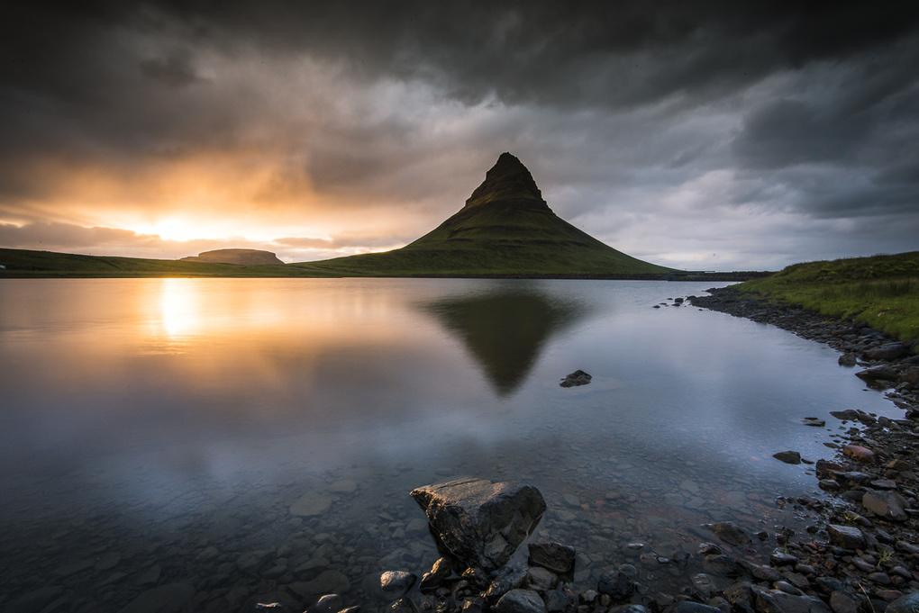 pond by Roman Burri