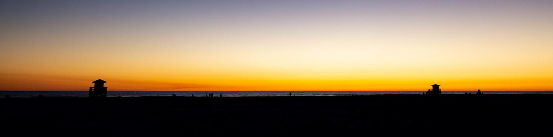 Siesta Sunset by Robert Barr