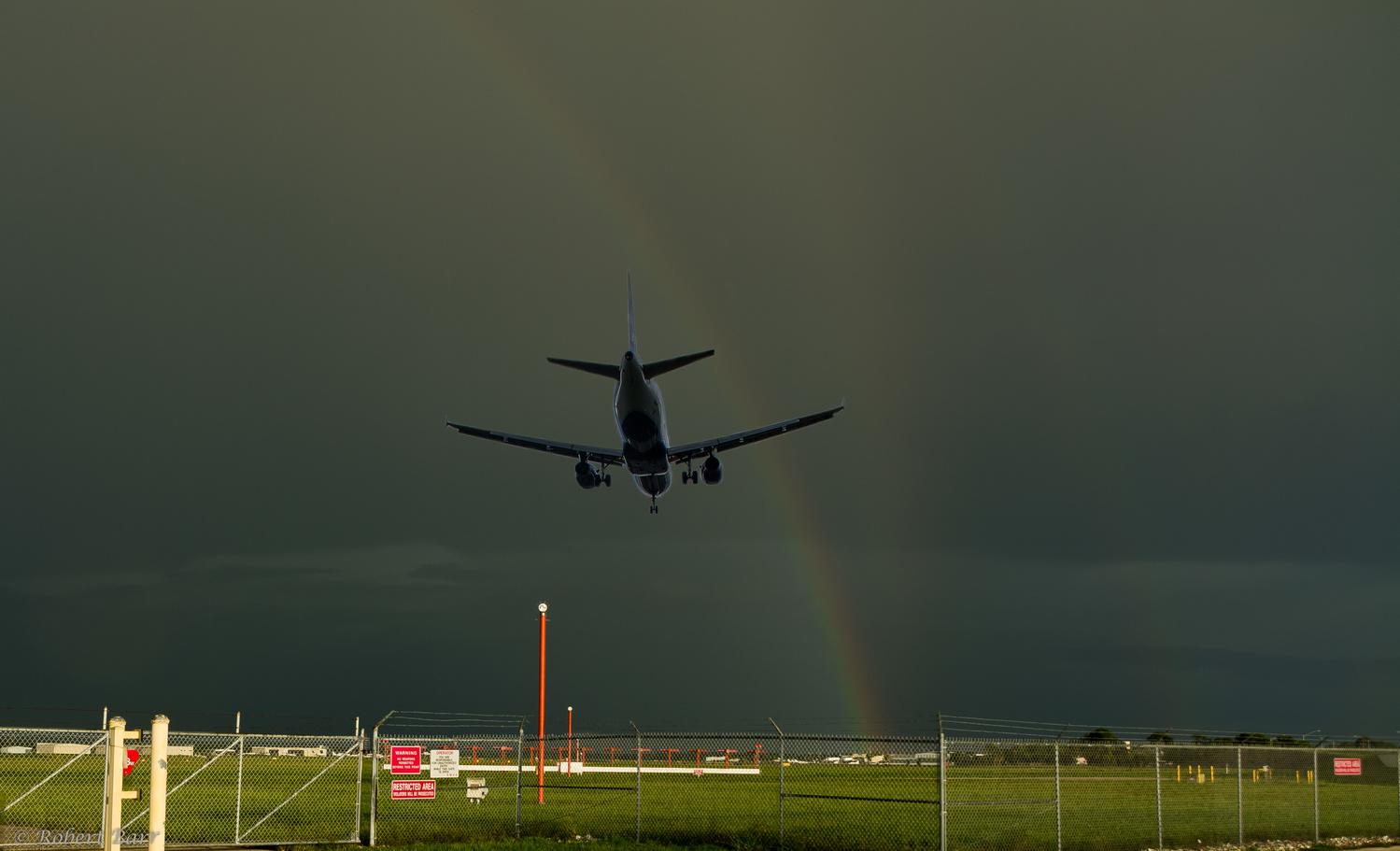 Safe Landing by Robert Barr