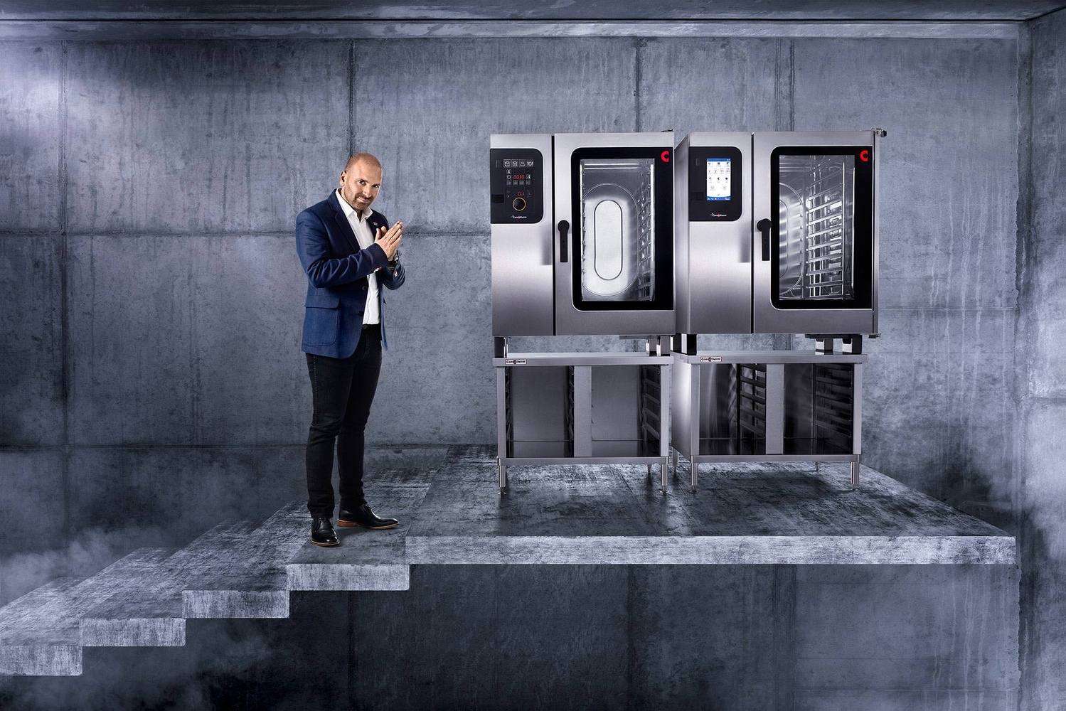 Convotherm Oven by Kristian Gehradte