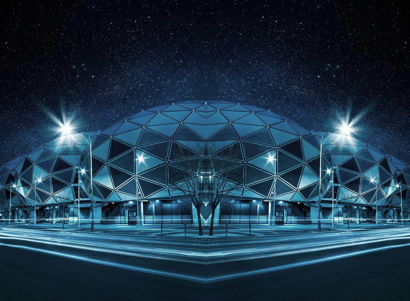 AAMI park by Kristian Gehradte
