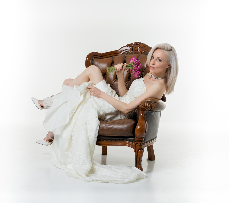 Zara Watson Wedding Dress by MARTIN BROWN