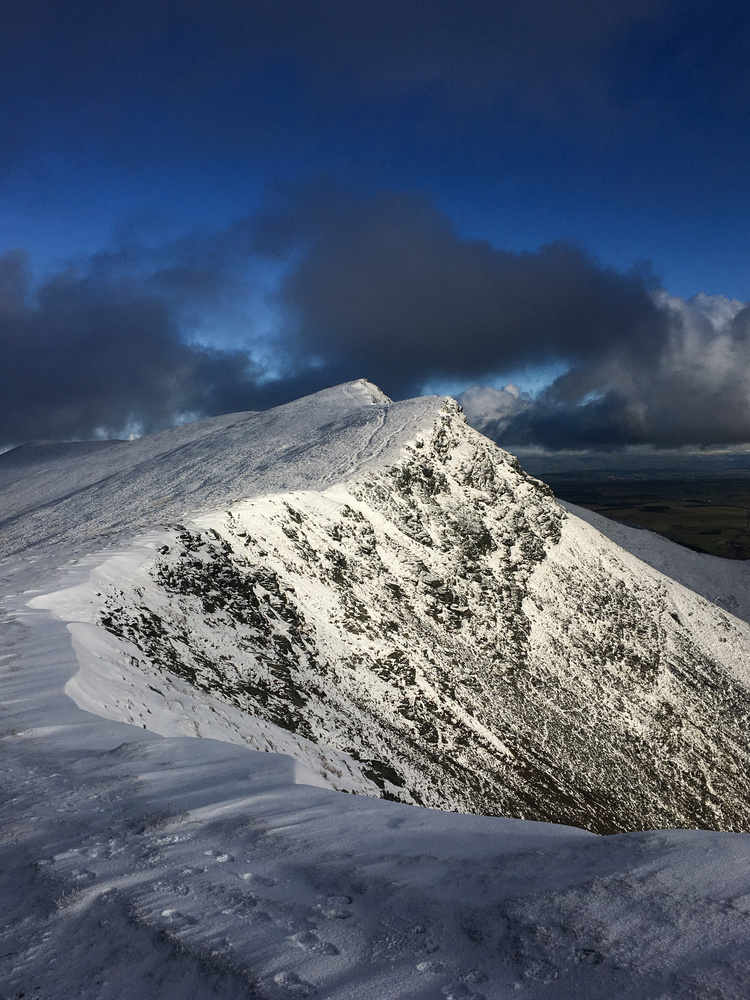 Blencathra by MARTIN BROWN