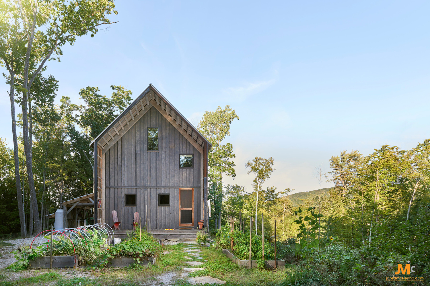 The Eagle Pond House by Jared McKenna