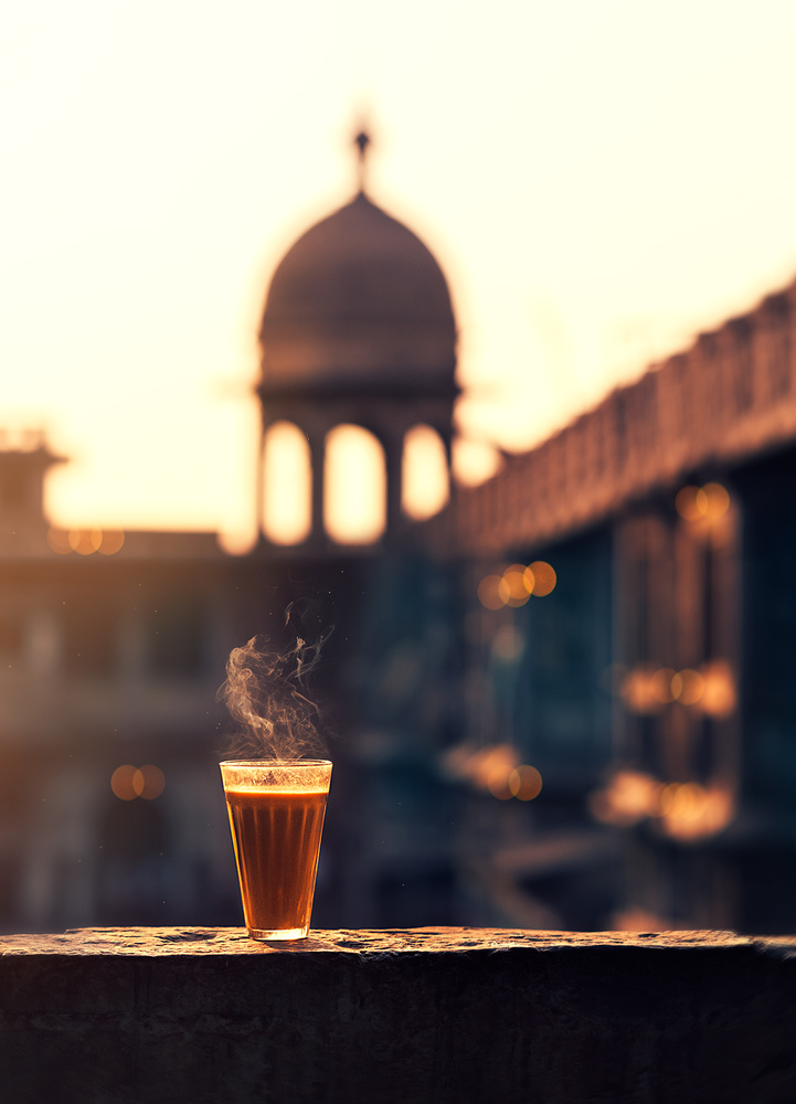 Chai time by Ashraful Arefin