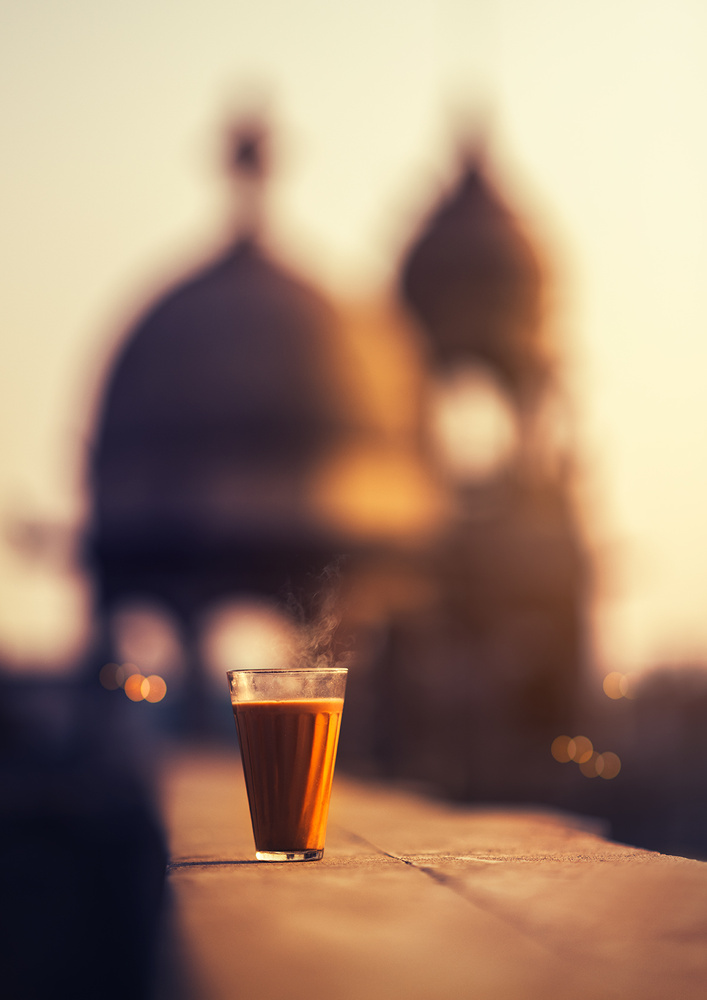 Chai time by Ashraful Arefin